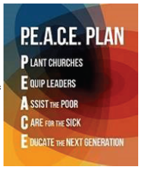 LIO 2/12– Our Vision: PEACE Plan – Living It Out